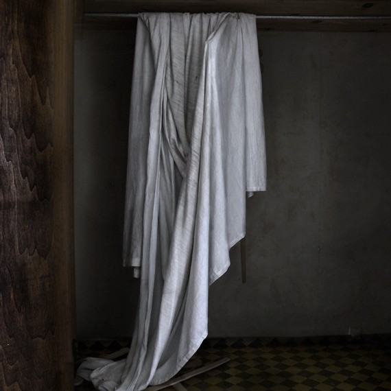 Abandonment Photography: Closet Phantom Having A Rest