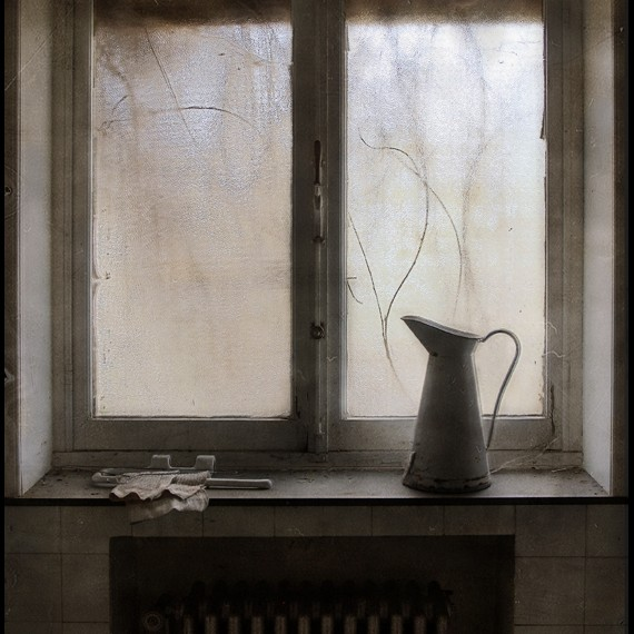 Abandonment: Still Life By The Window